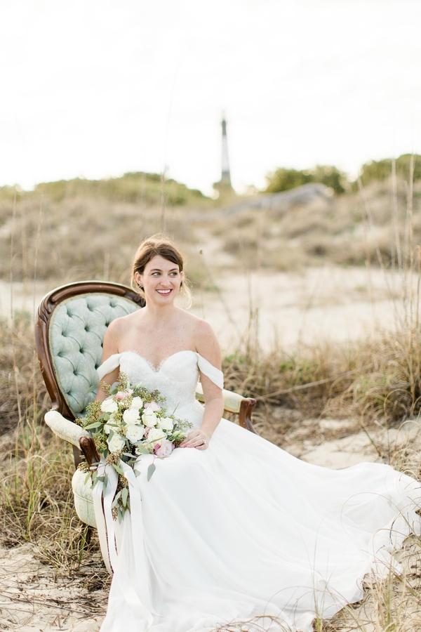 Savannah wedding dress - Sarah Seven from Ivory + Beau