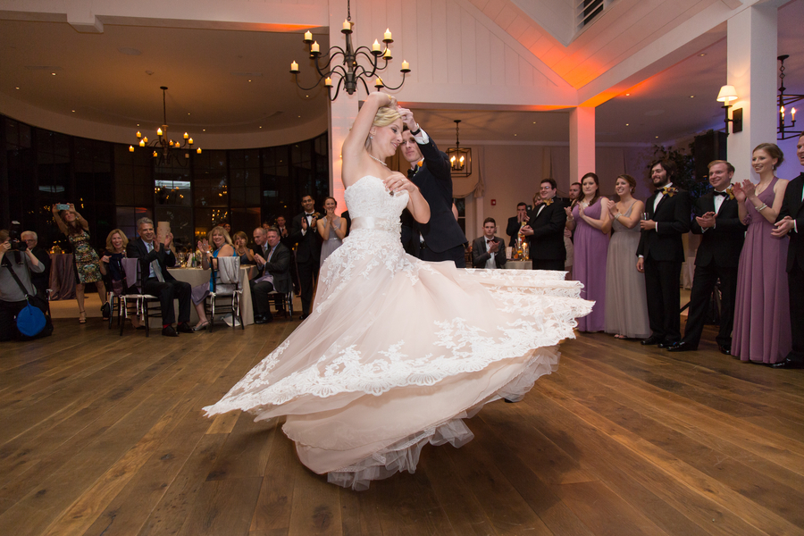 Kiawah Island wedding at The River Course by ELM Events