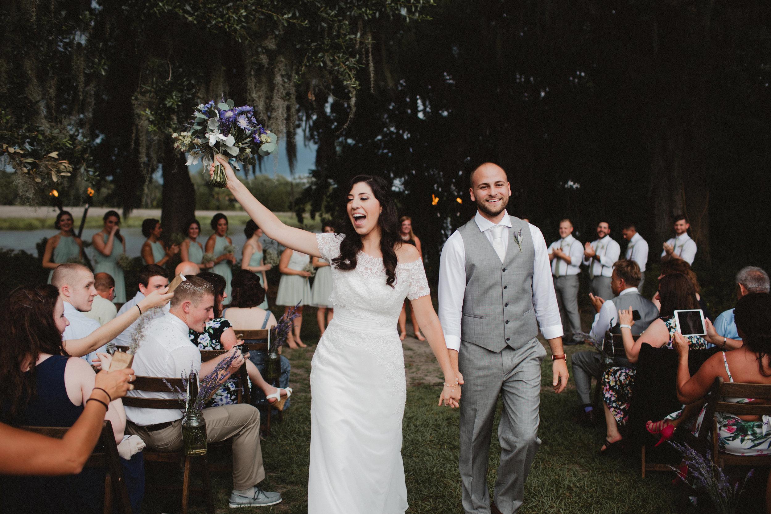 Charleston Wedding Ceremony