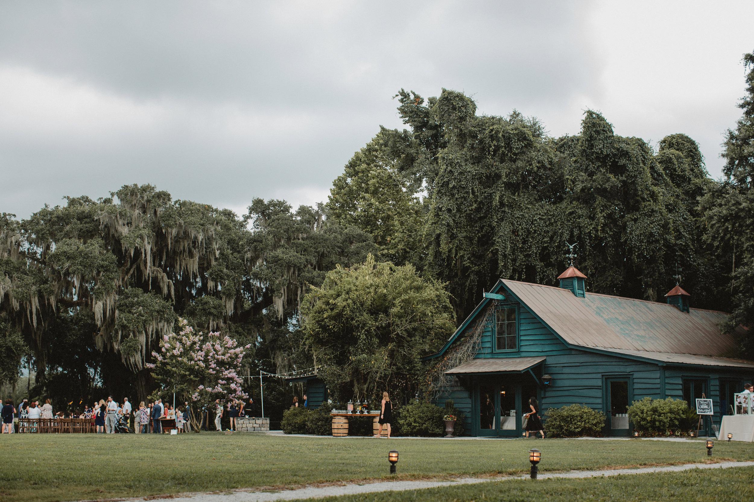 Carriage House at Magnolia Plantation