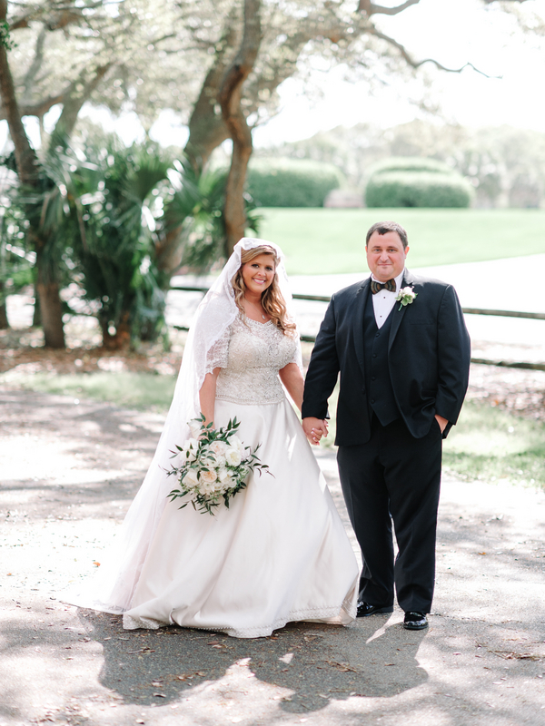 Dunes Golf and Beach Club wedding by Myrtle Beach vendors Pasha Belman Photography, Blossoms Events