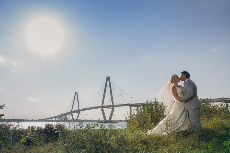 Charleston wedding at  Harborside East in Mount Pleasant, South Carolina by Richard Bell Photography