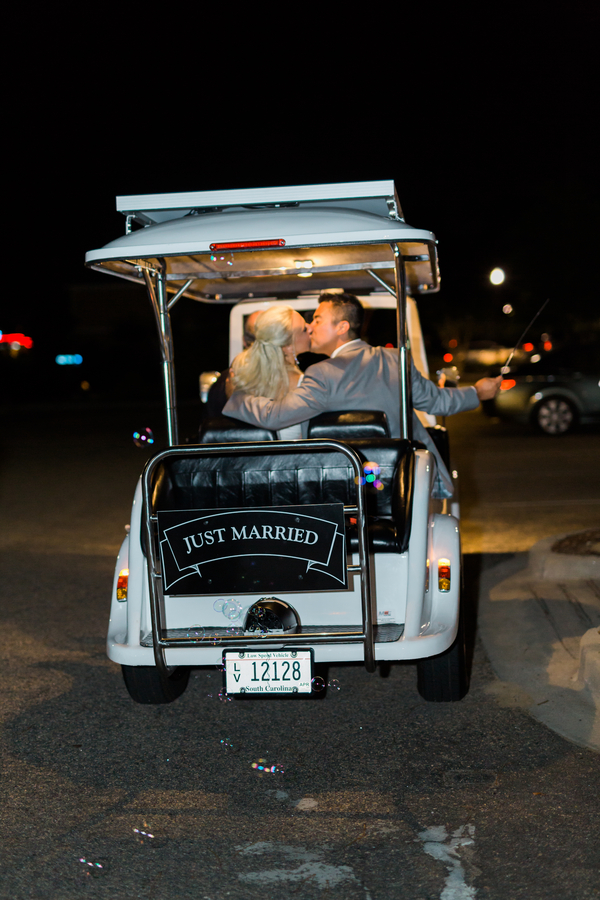 Myrtle Beach wedding at 21 Main Events by Hannah Ruth Photography