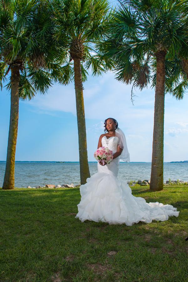 Charleston Harbor Resort & Marina wedding in South Carolina by Rick Dean Photography