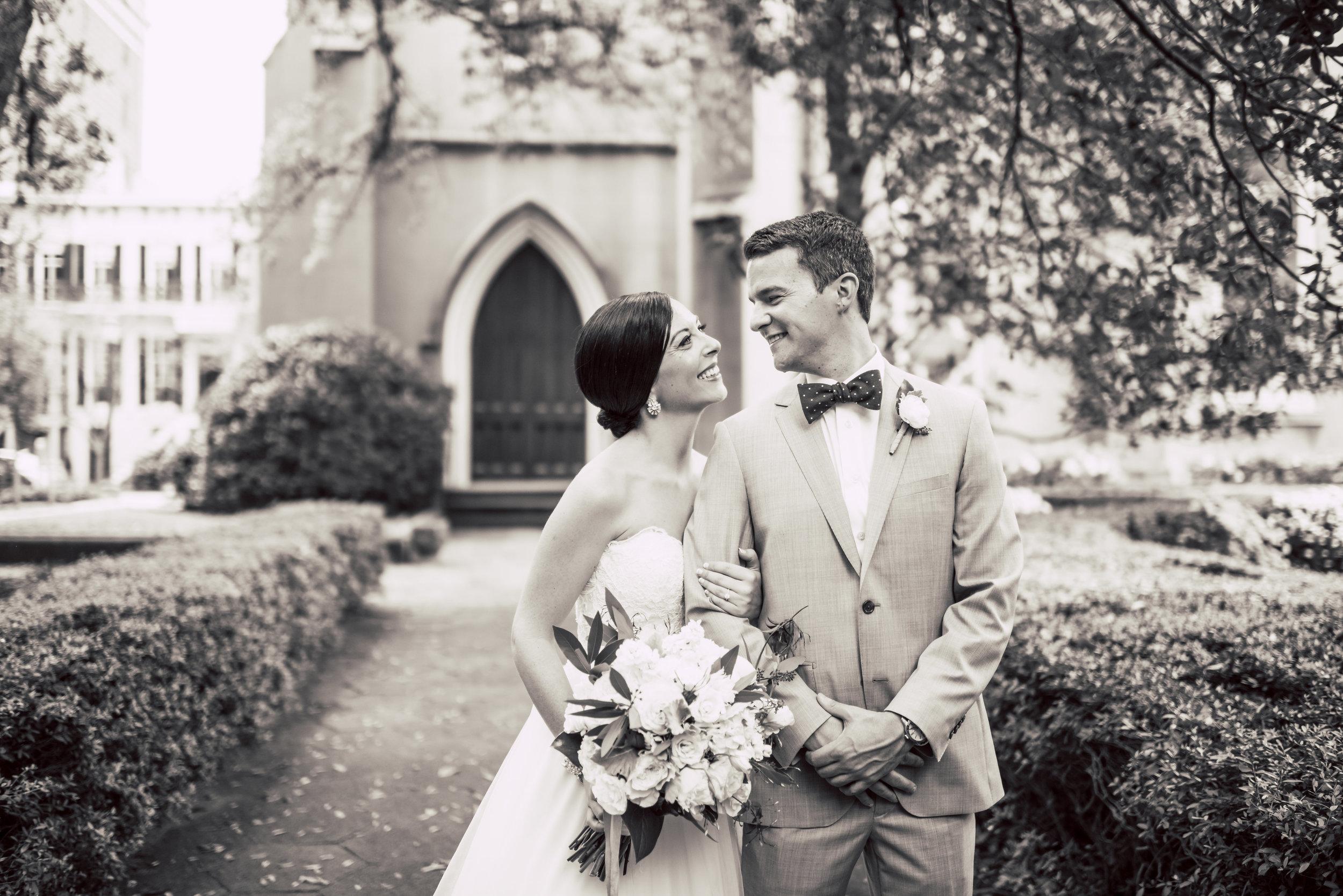 Savannah wedding at Forsyth Park in Georgia