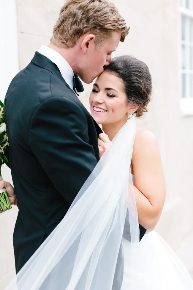 Haley & Daniel's Governor Thomas Bennett House wedding by Lauren Carnes Photography