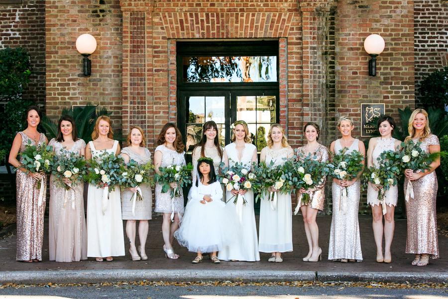 Rice MIll Building wedding by Stephanie Gibbs Events