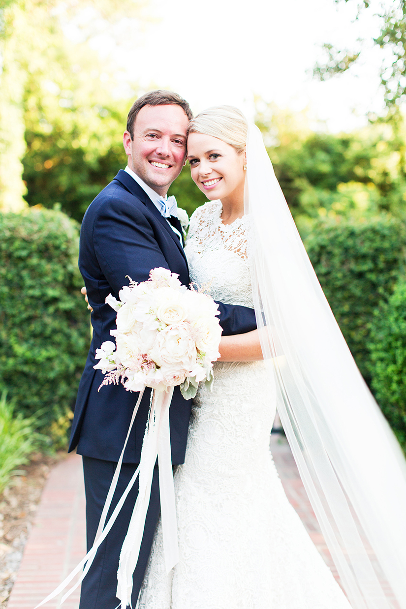 Paige + Tyler's Pine Lakes Country Club wedding in Myrtle Beach, SC on A Lowcountry Wedding Magazine