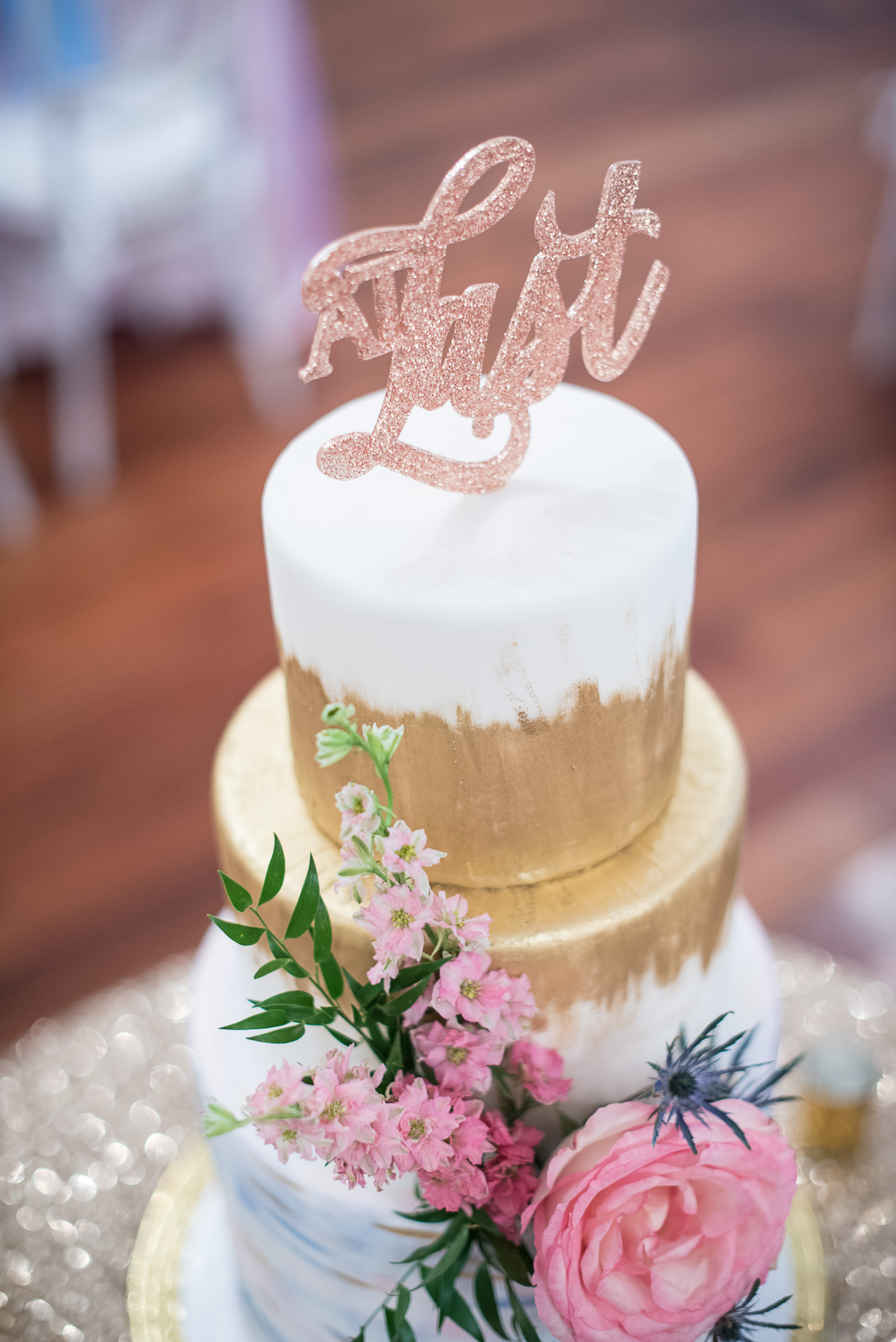 Charleston Wedding Cake by Cake My Day