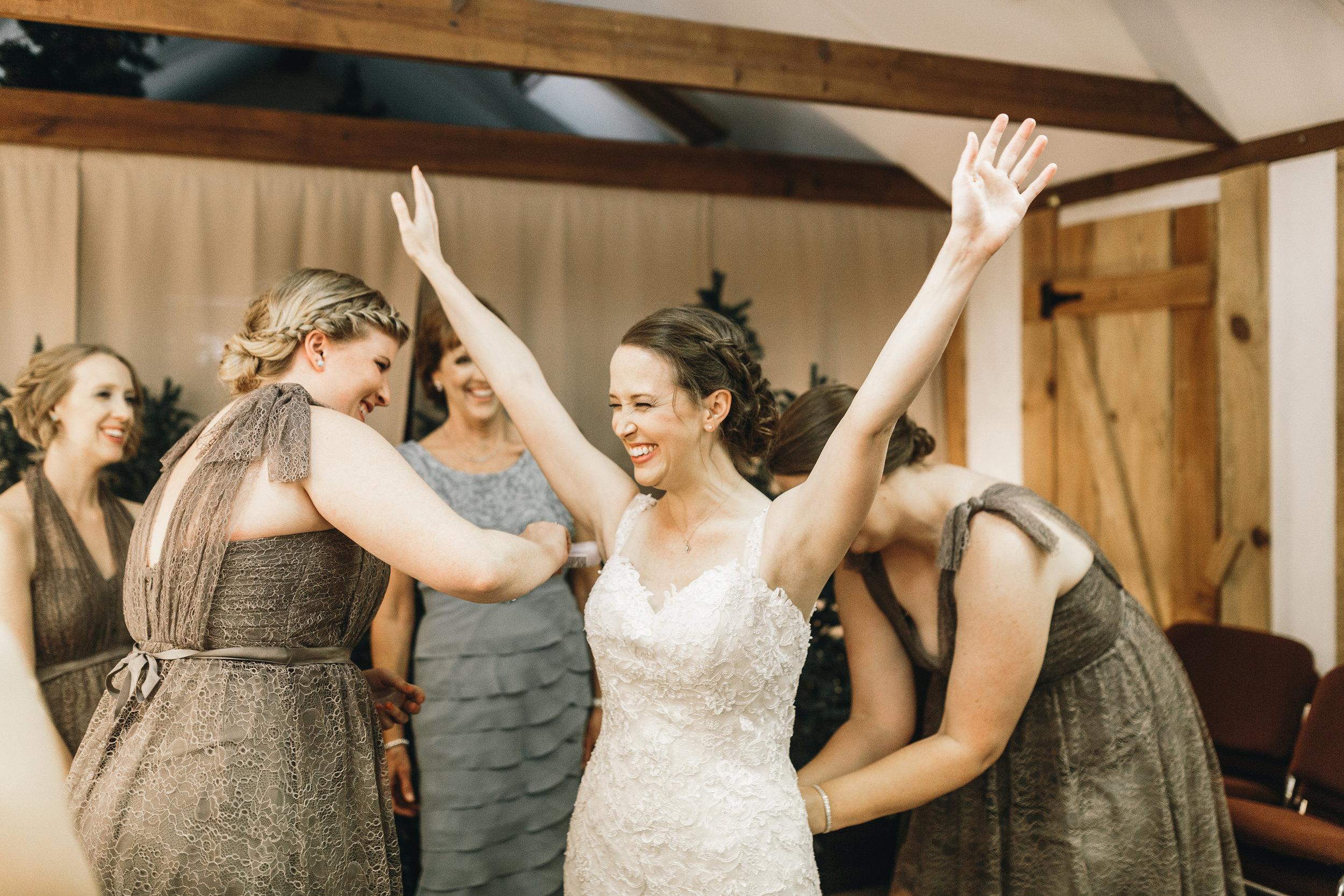 Ember + Adam's Dunham Farms wedding in Georgia on A Lowcountry Wedding Magazine