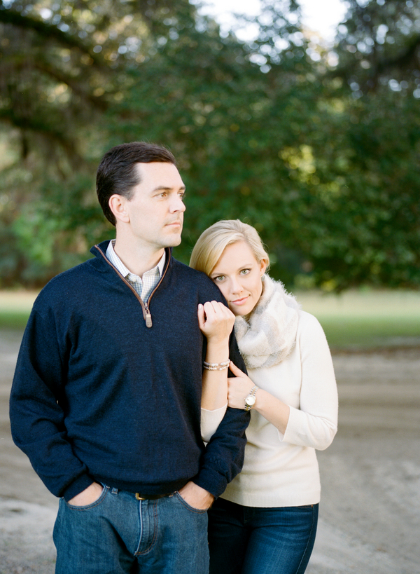 Mansfield Plantation wedding engagement in Georgetown, SC by Gillian Claire Photography