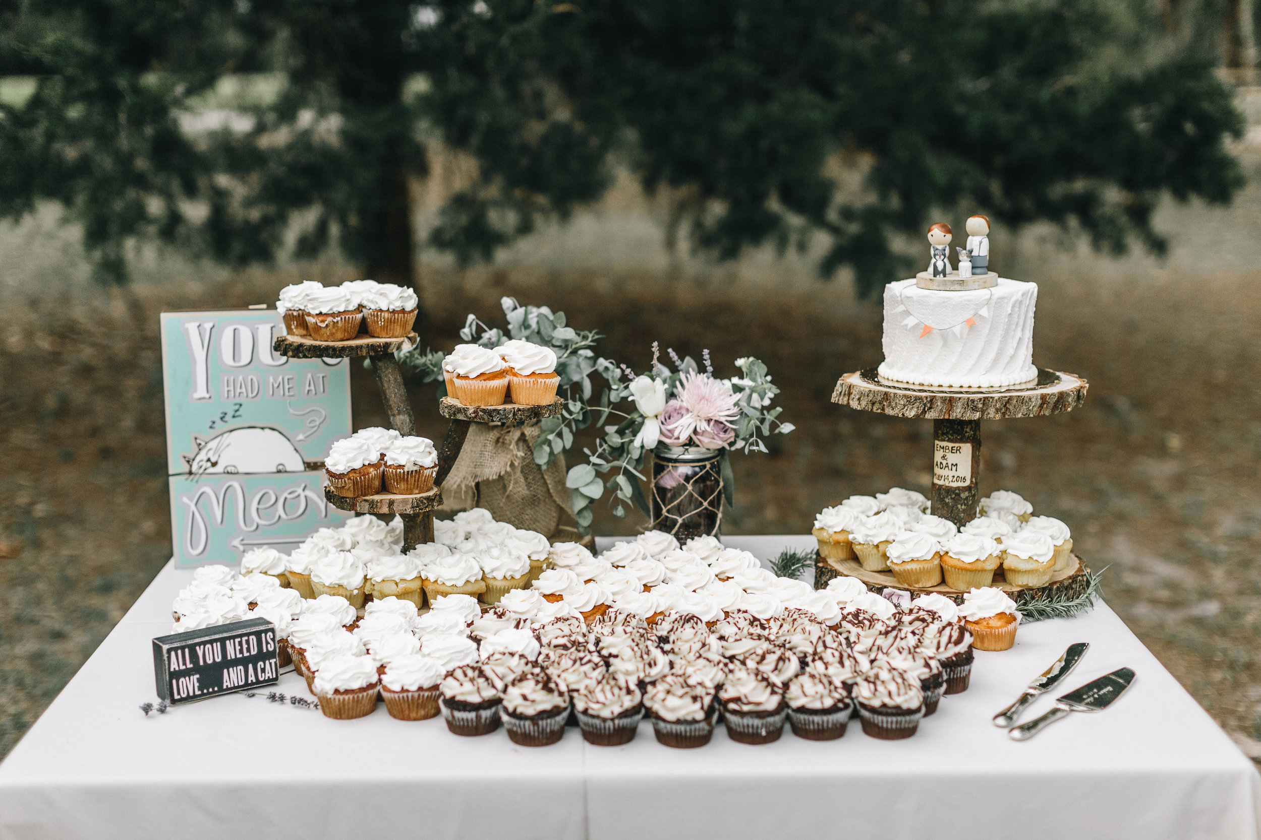 Ember + Adam's Dunham Farms wedding in Georgia by Mackensey Alexander Photography and Ivory + Beau on A Lowcountry Wedding Magazine