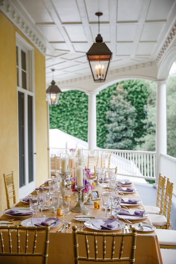 William Aiken House wedding in Charleston, SC by Loluma