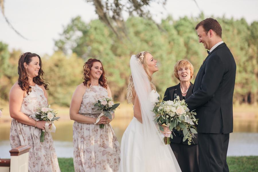 Charleston wedding at Wingate Plantation in South Carolina by Richard Bell Photography