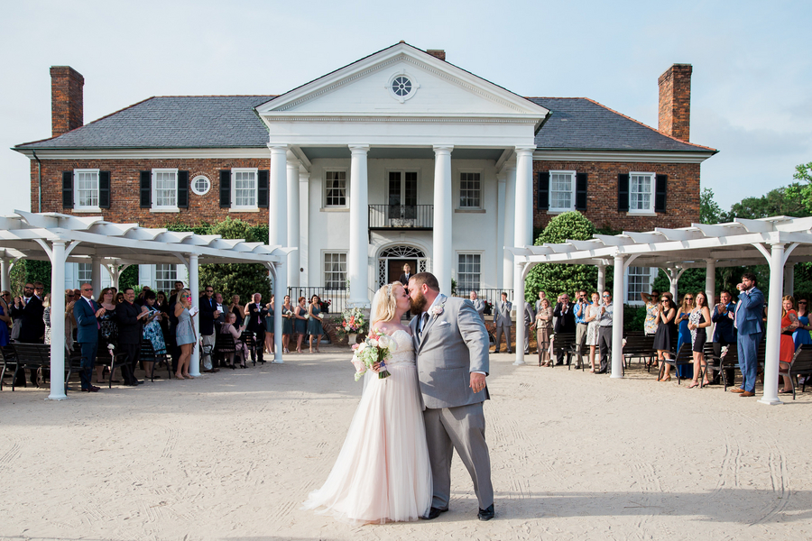 Boone Hall Plantation wedding by One Life Photography