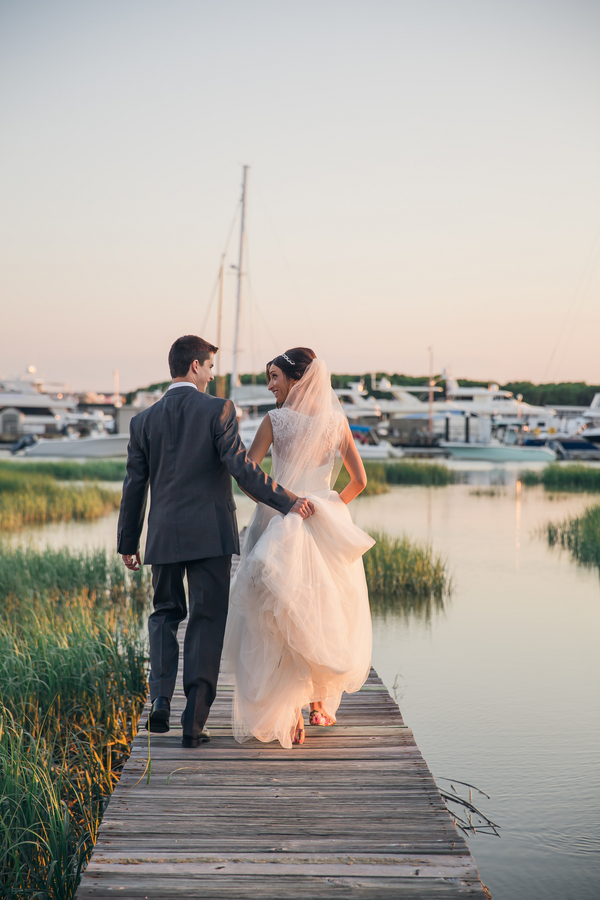 Darrah + Graham's Lowcountry wedding in Charleston, SC