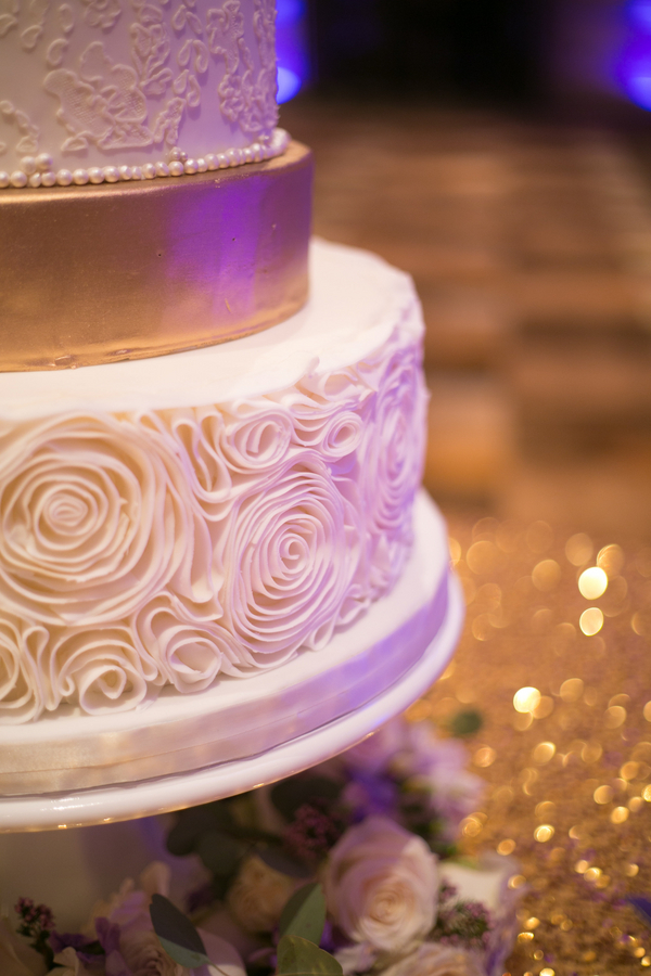 Intricate cake from Minette Rushing Custom Cakes