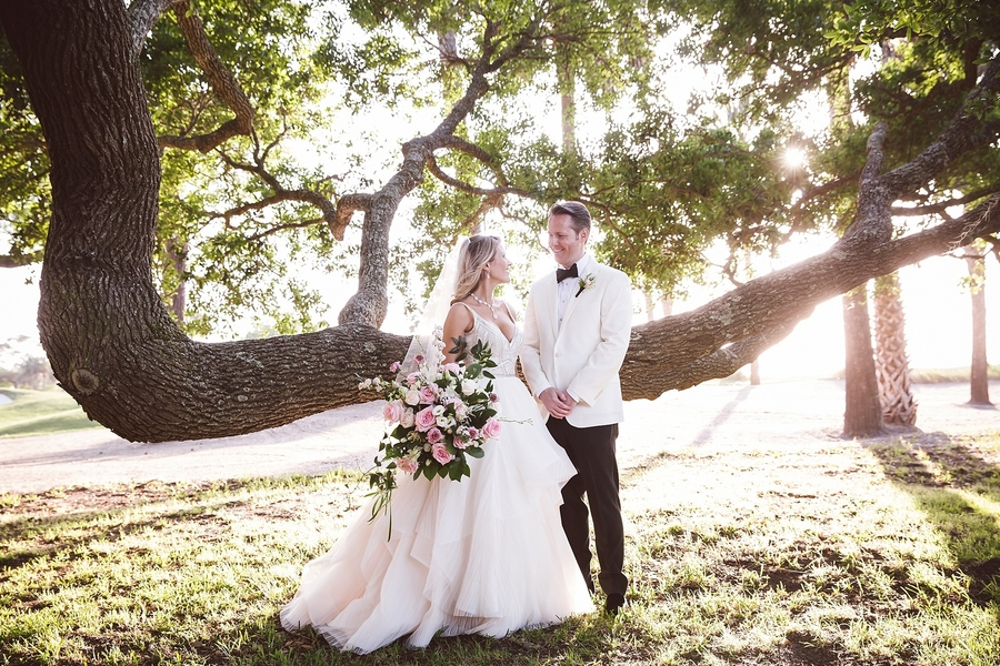 Brian + Malsert's Spring wedding in the Lowcountry