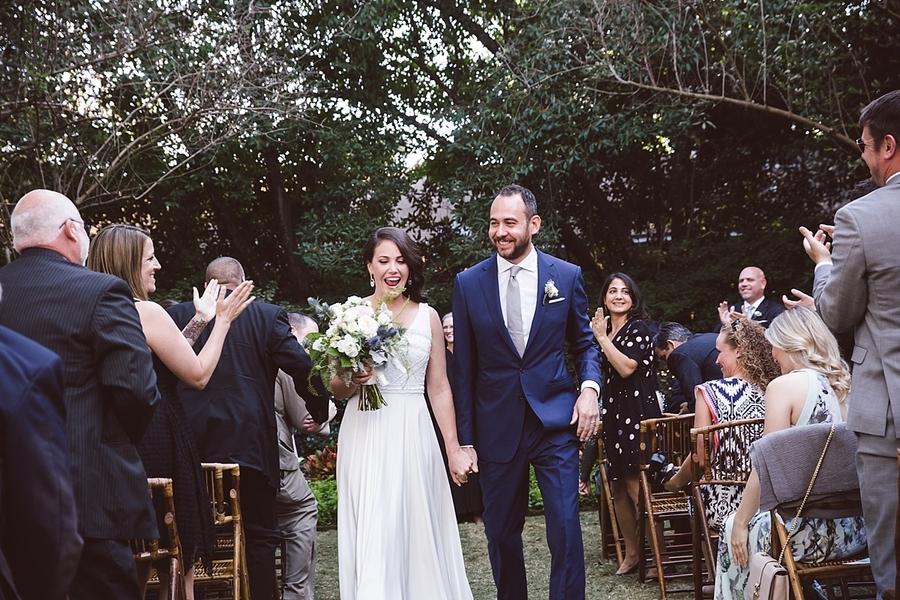 Charleston Wedding at The Governor Thomas Bennett House