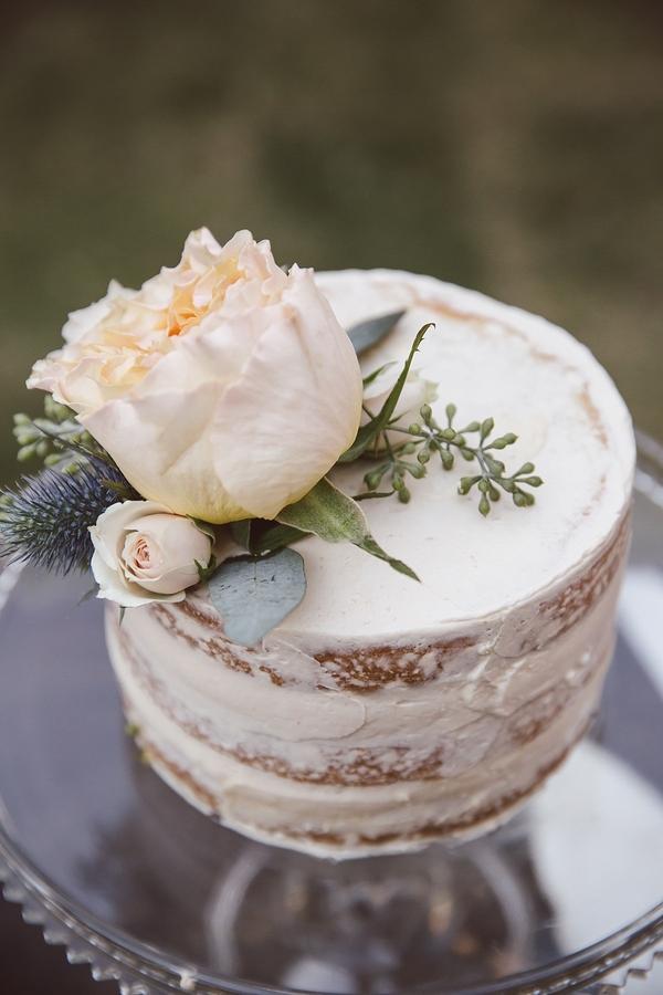 Charleston wedding dessert bar by Wildflour Pastry