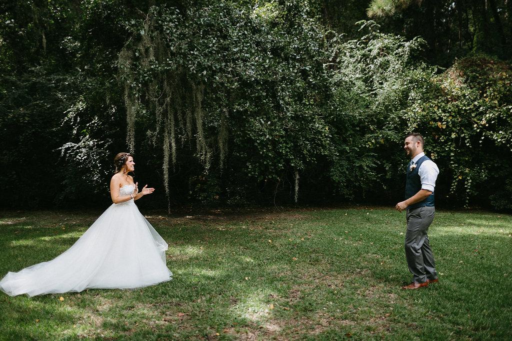 Wingate Plantation wedding