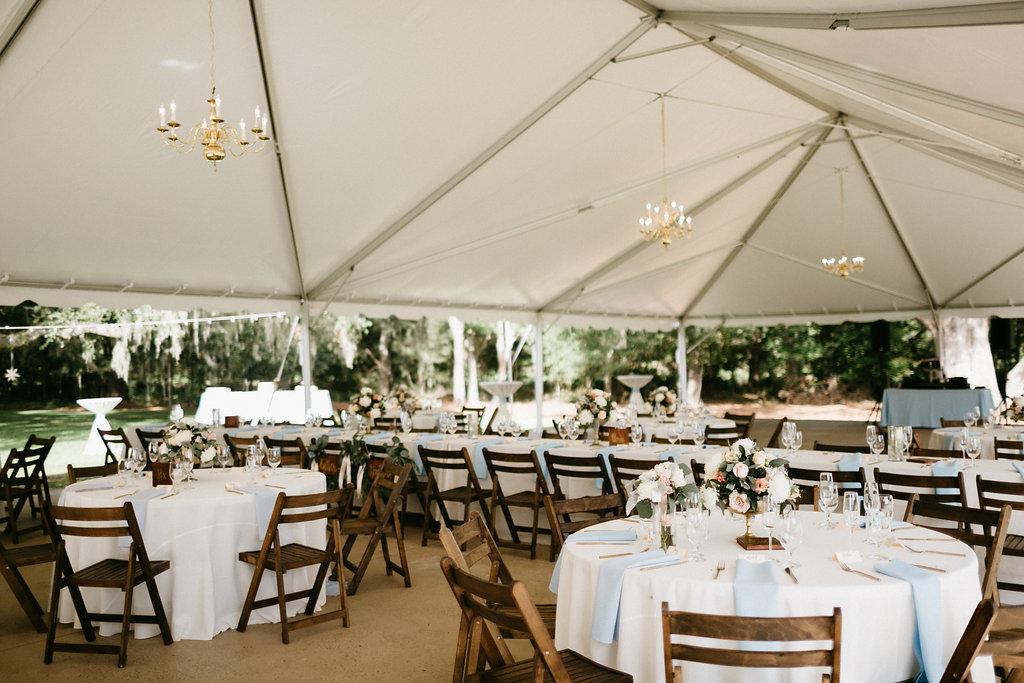 Charleston Wedding - Wingate Plantation