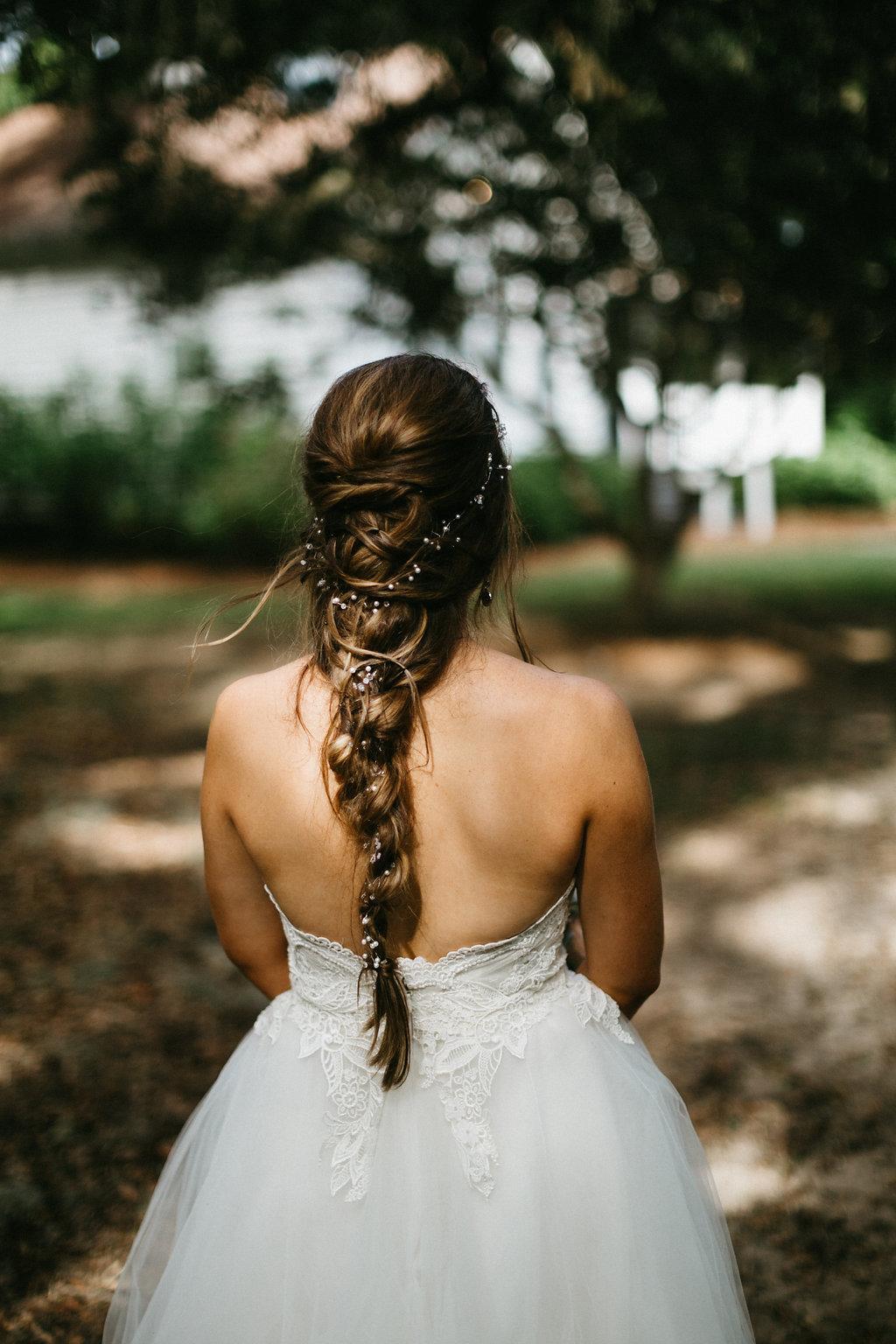Wingate Plantation wedding on Johns Island l hair & makeup l Canary Rock Salon