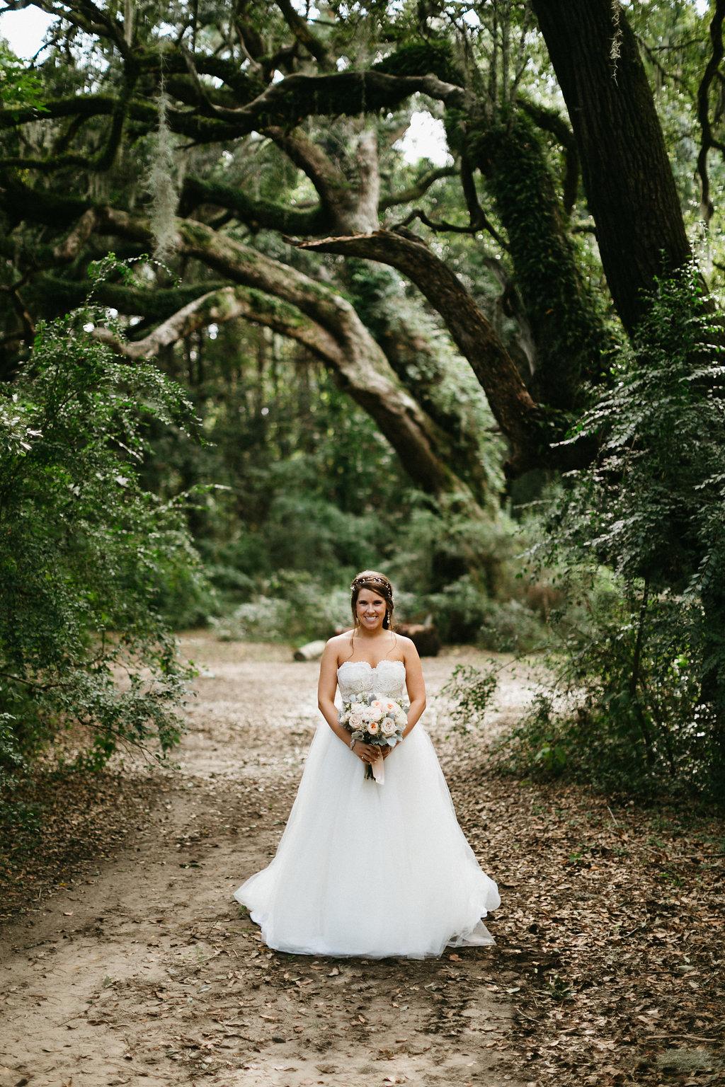 Charleston wedding at Wingate Plantation on Johns Island, SC l Katherine & Rob l Monika Gauthier Photography