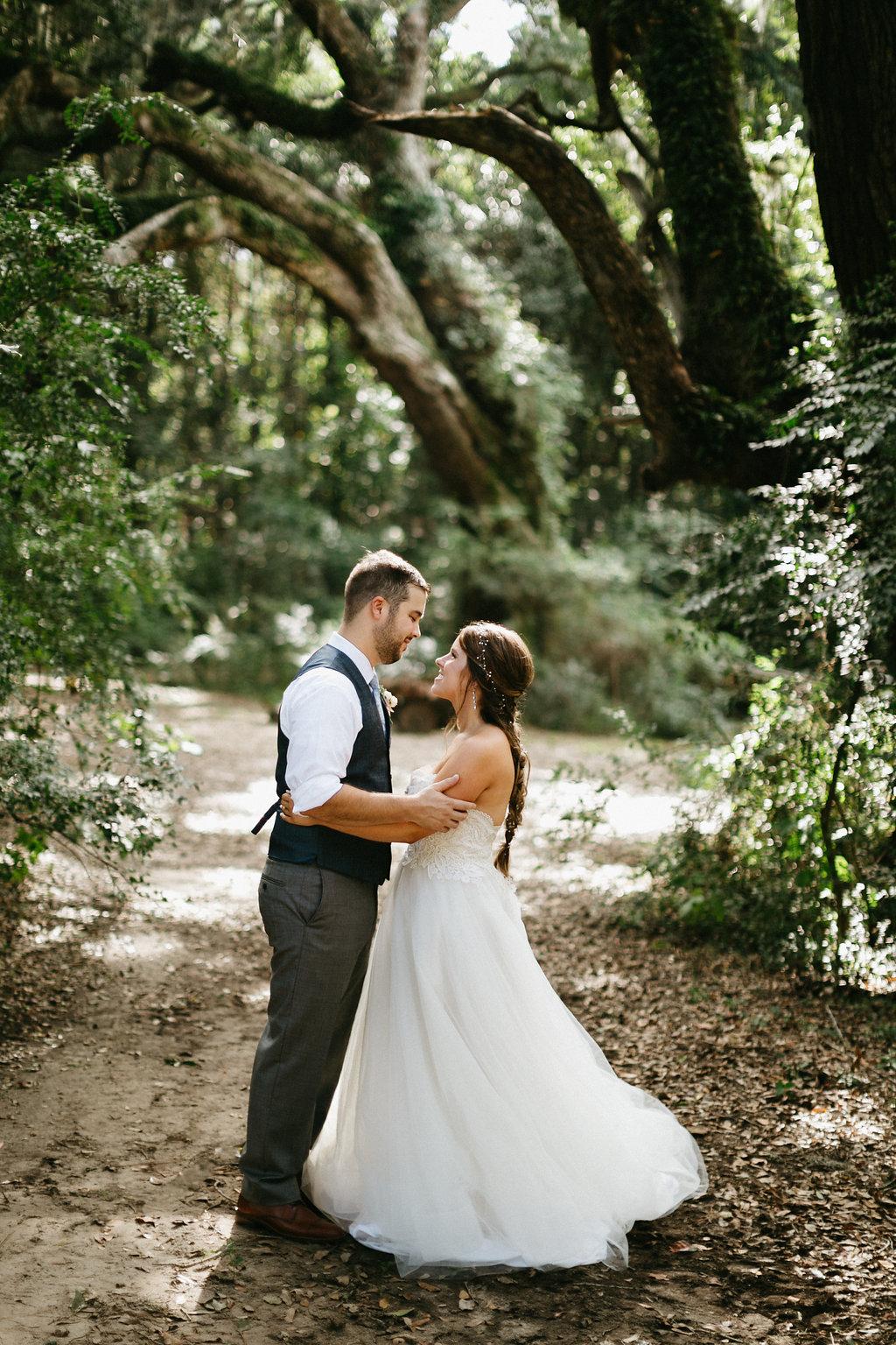 Wingate Plantation wedding on Johns Island l Charleston, SC photographer l Monika Gauthier Photography