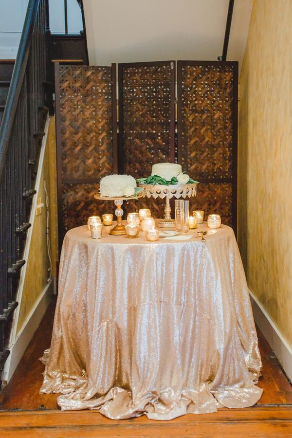 Whitney + Chris' Upstairs at Midtown wedding in Charleston, South Carolina