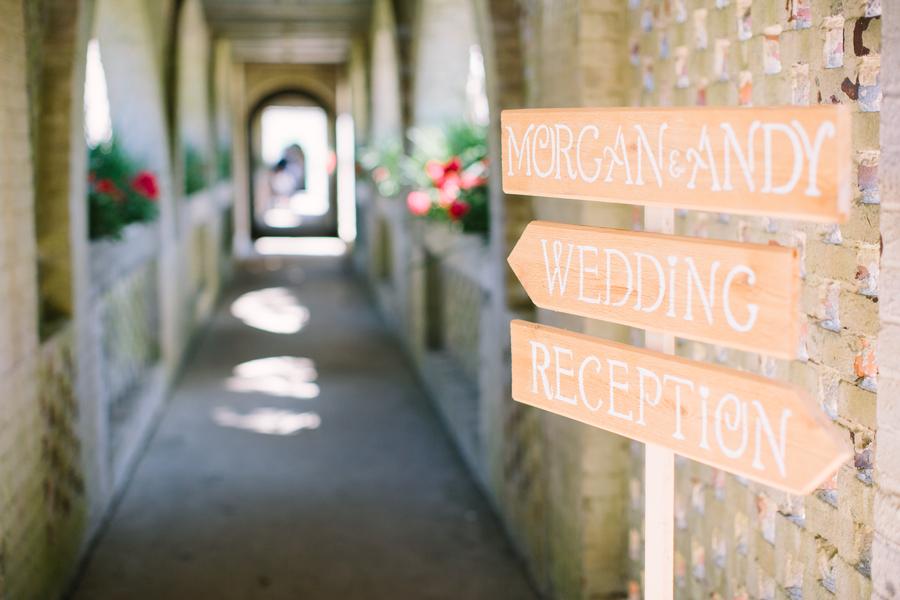 Atalaya Castle Wedding in Murrells Inlet, South Carolina