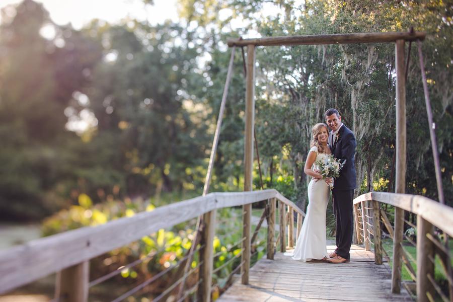 Middleton Place wedding