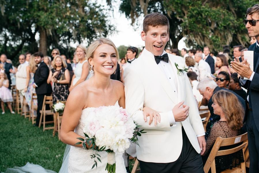 Magnolia Plantation wedding