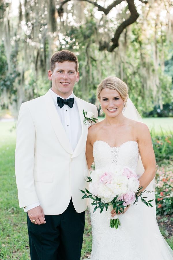 Magnolia Plantation and Gardens wedding by Yoj Events