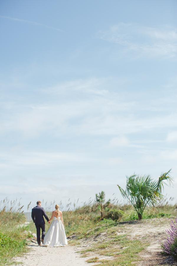 Hilton Head Island wedding by Priscilla Thomas Photography