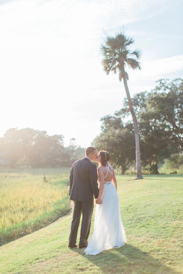 Cypress Trees Plantation wedding on Edisto Island, SC by Boutique Planning