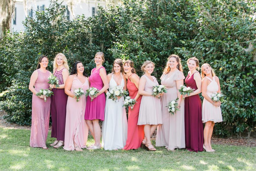 Edisto Island, SC wedding