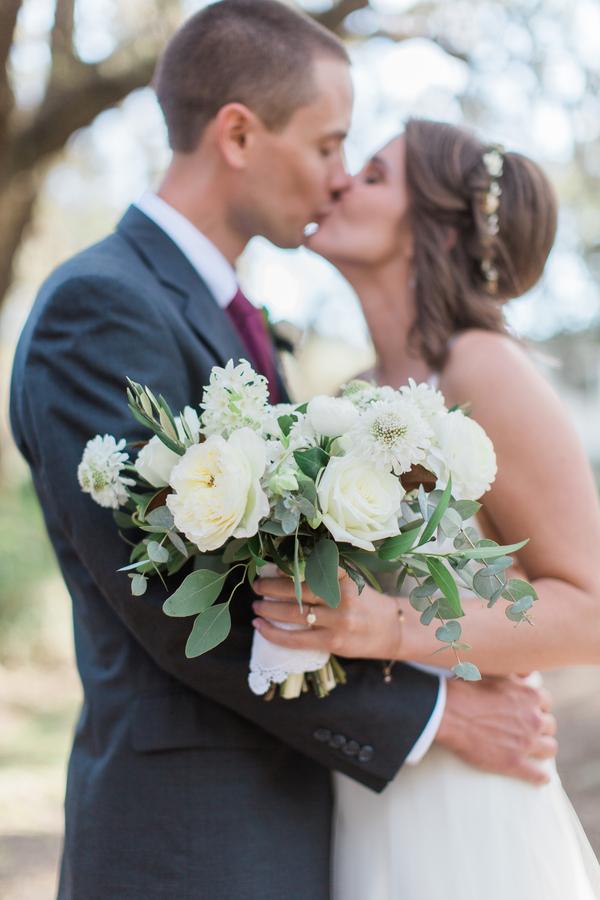 Cypress Trees Plantation wedding on Edisto Island, SC by Ava Moore Photography