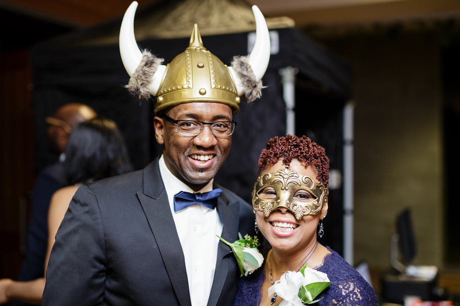 Founders Hall wedding