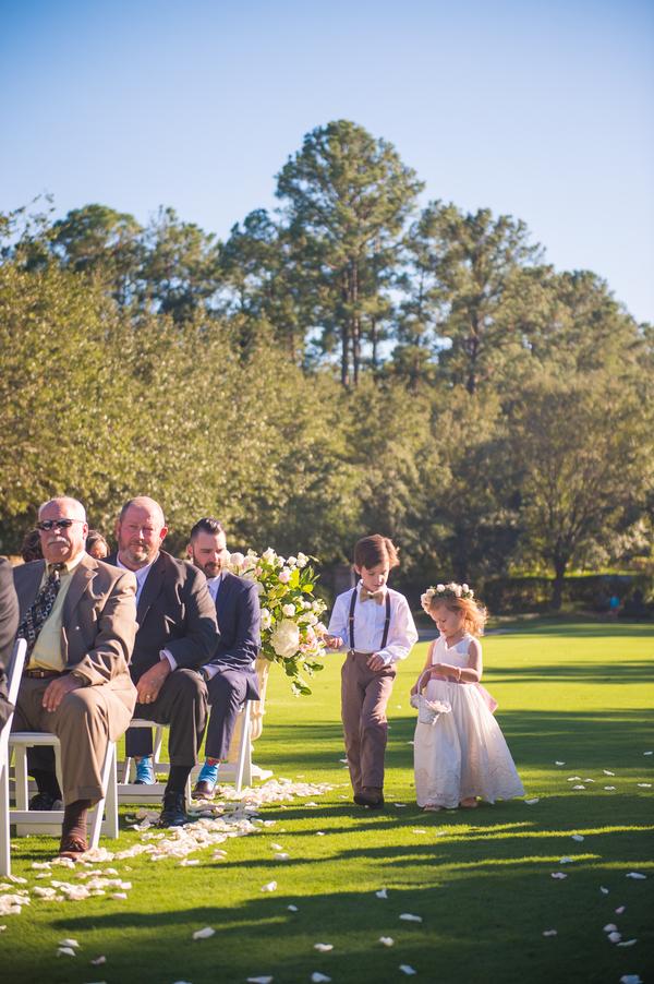 Bluffton, SC wedding at Berkeley Hall