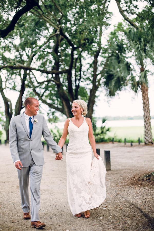 Charleston wedding at Lowndes Grove by Red Boat Photography