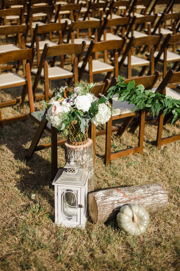 Rustic wedding at Fair Spring Stables in Charleston, SC