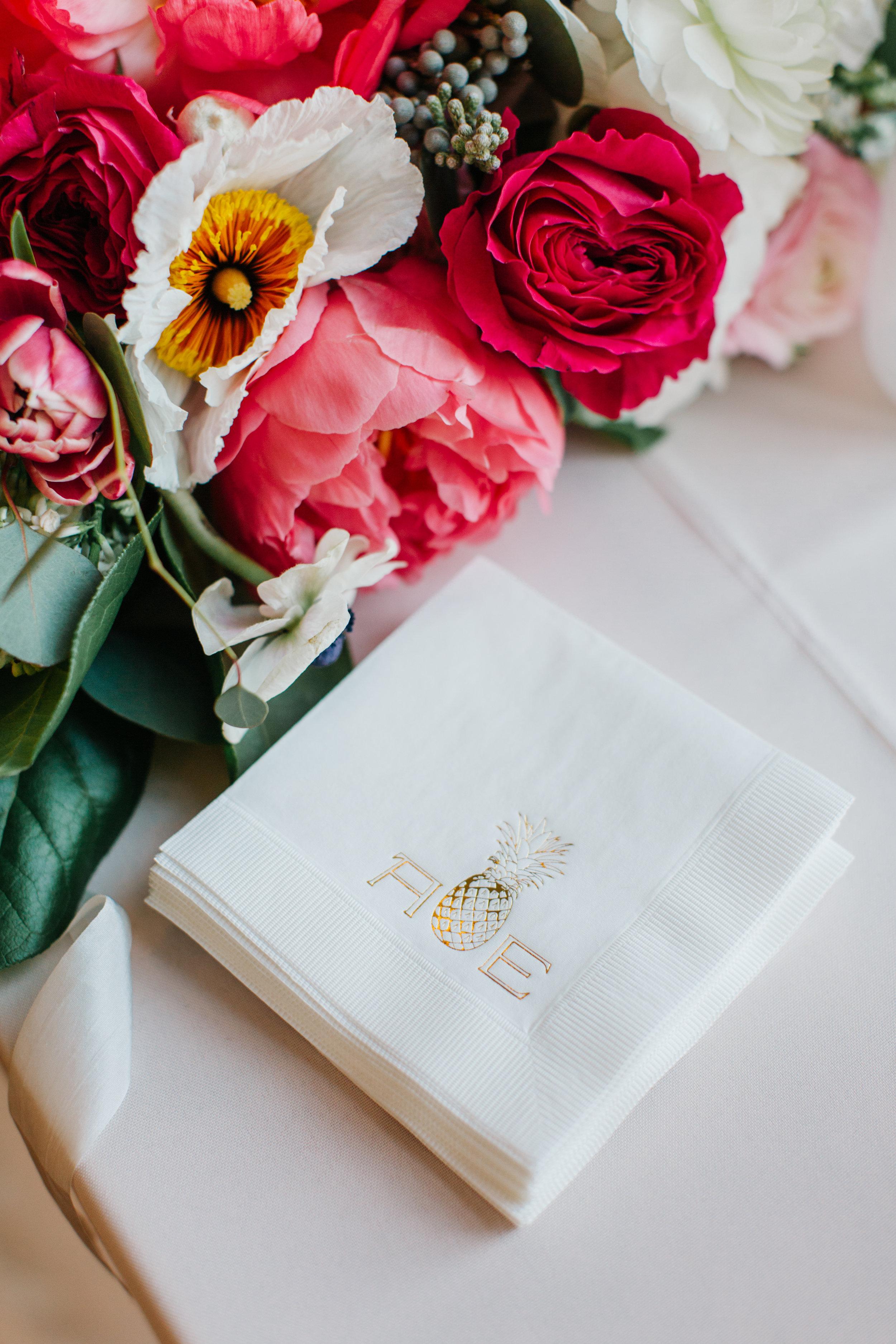 Cedar Room Wedding by Shannon Michele Photography