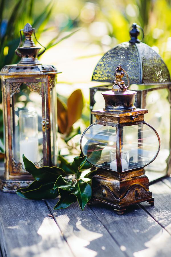 Eclectic lanterns