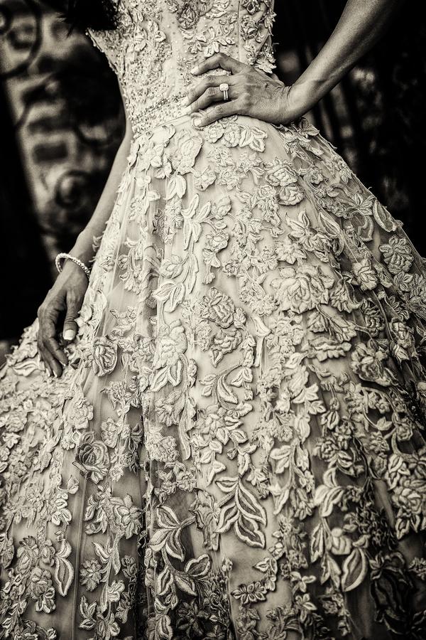 Shyamal & Bhumika wedding dress