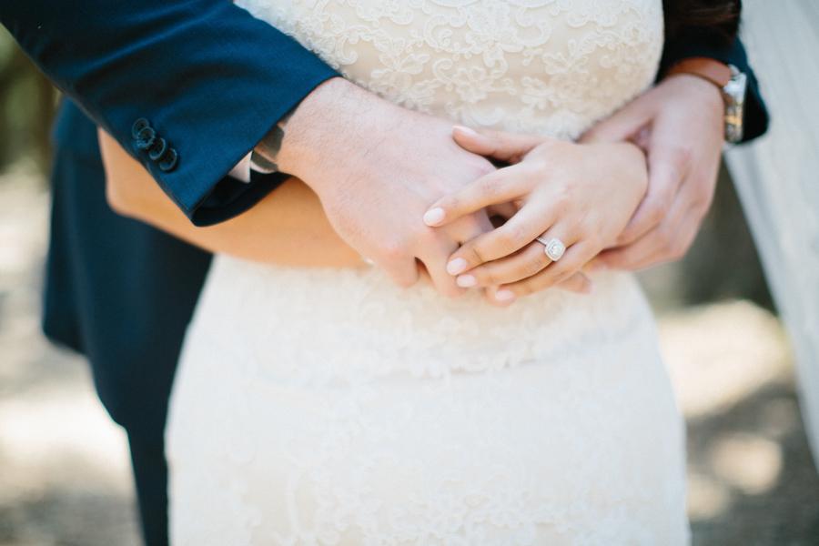 Intimate Savannah wedding at Wormsloe Plantation