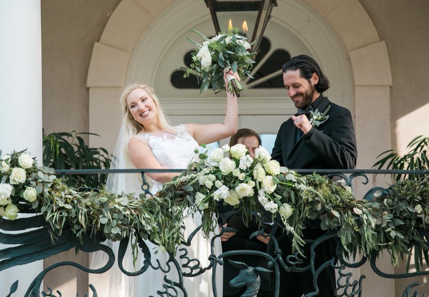 Hilton Head Wedding at The Oldfield River Club