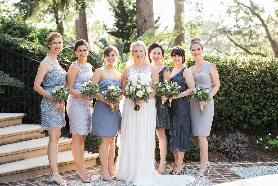 Oldfield River Club wedding by Beth Baldwin Events