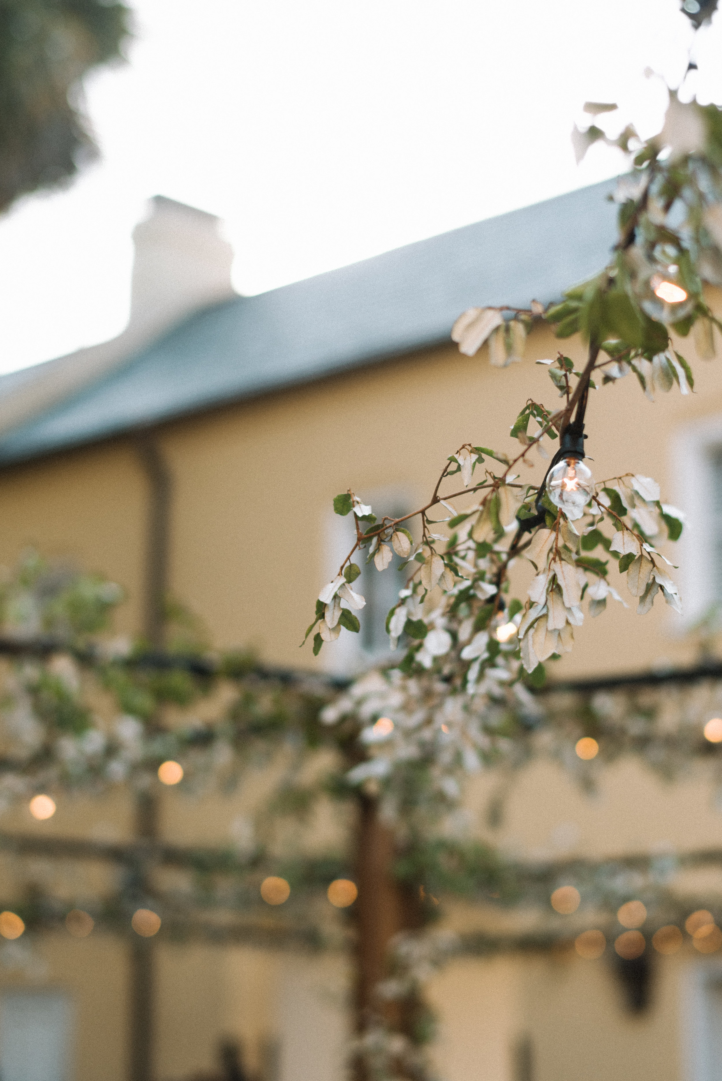 Romantic William Aiken House wedding by A Charleston Bride