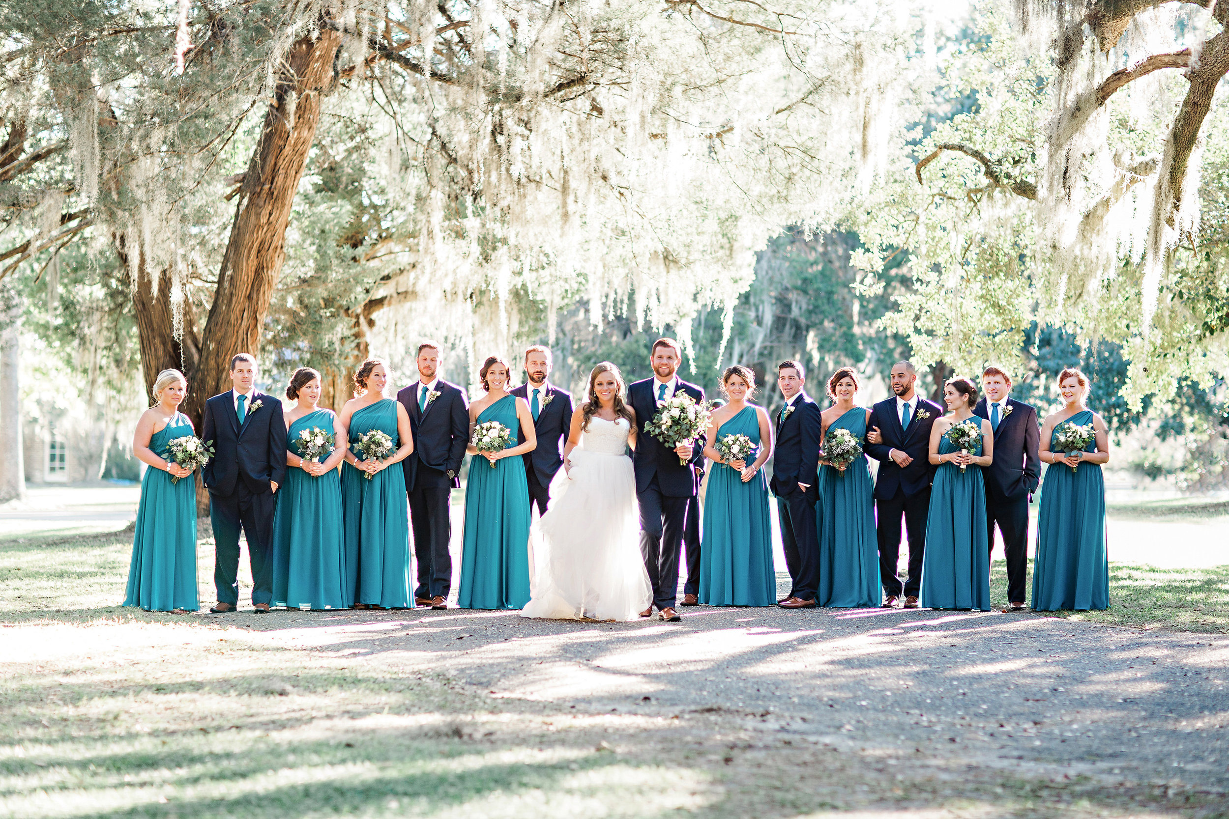 Ashton & Josh's LItchfield Plantation wedding by Corina Silva Studios on A Lowcountry Wedding Magazine